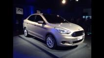 Ford revela conceito do inédito Ka Sedan, que vem brigar com Prisma e HB20S