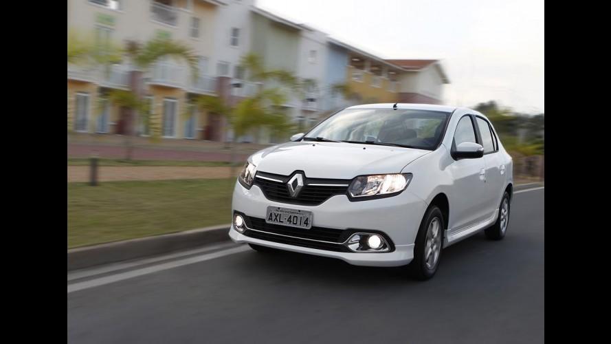Renault cresce e alcança 7,4% de participação; Logan é carro chefe