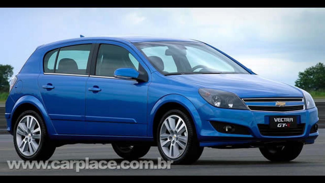 Chevrolet lança linha Vectra GT Remix 2010 com nova configuração mais barata: R$ 53.175