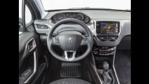 Flagra: novo Peugeot 2008 2015 já roda em São Paulo
