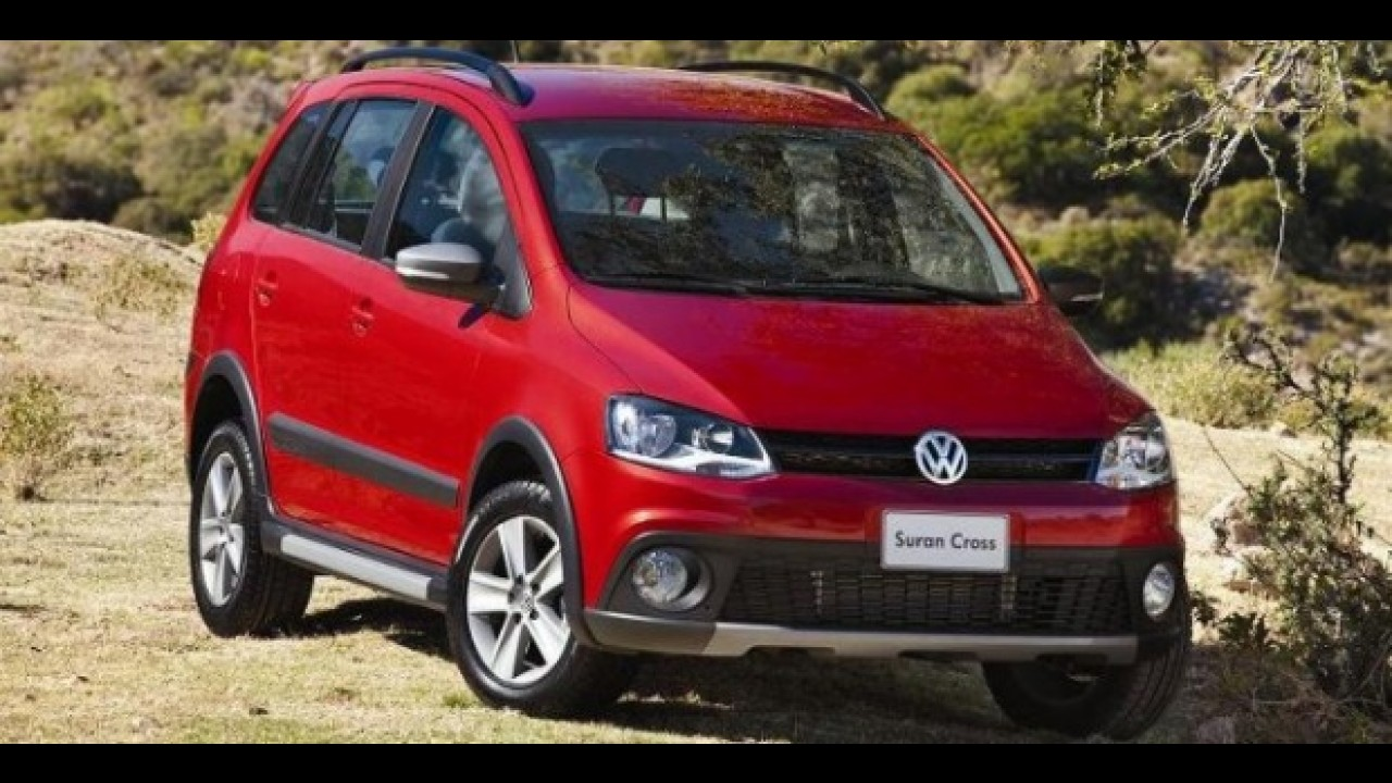 Pelo equivalente a R$ 36 mil: Futura VW SpaceCross começa a ser vendida na Argentina