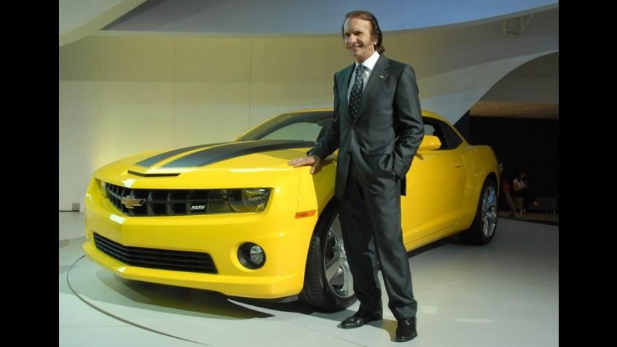 Chevrolet renova contrato com Emerson Fittipaldi até 2015