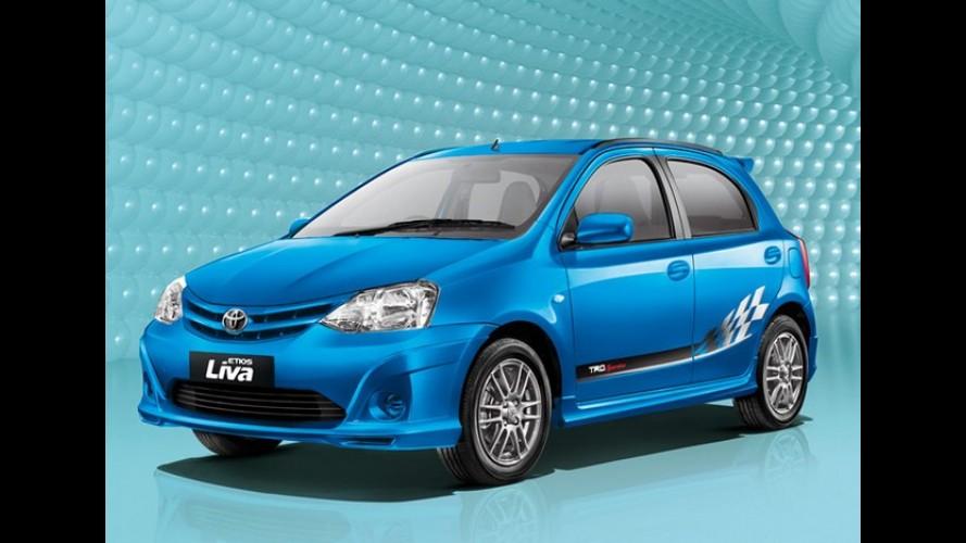 Toyota Etios Liva ganha edição