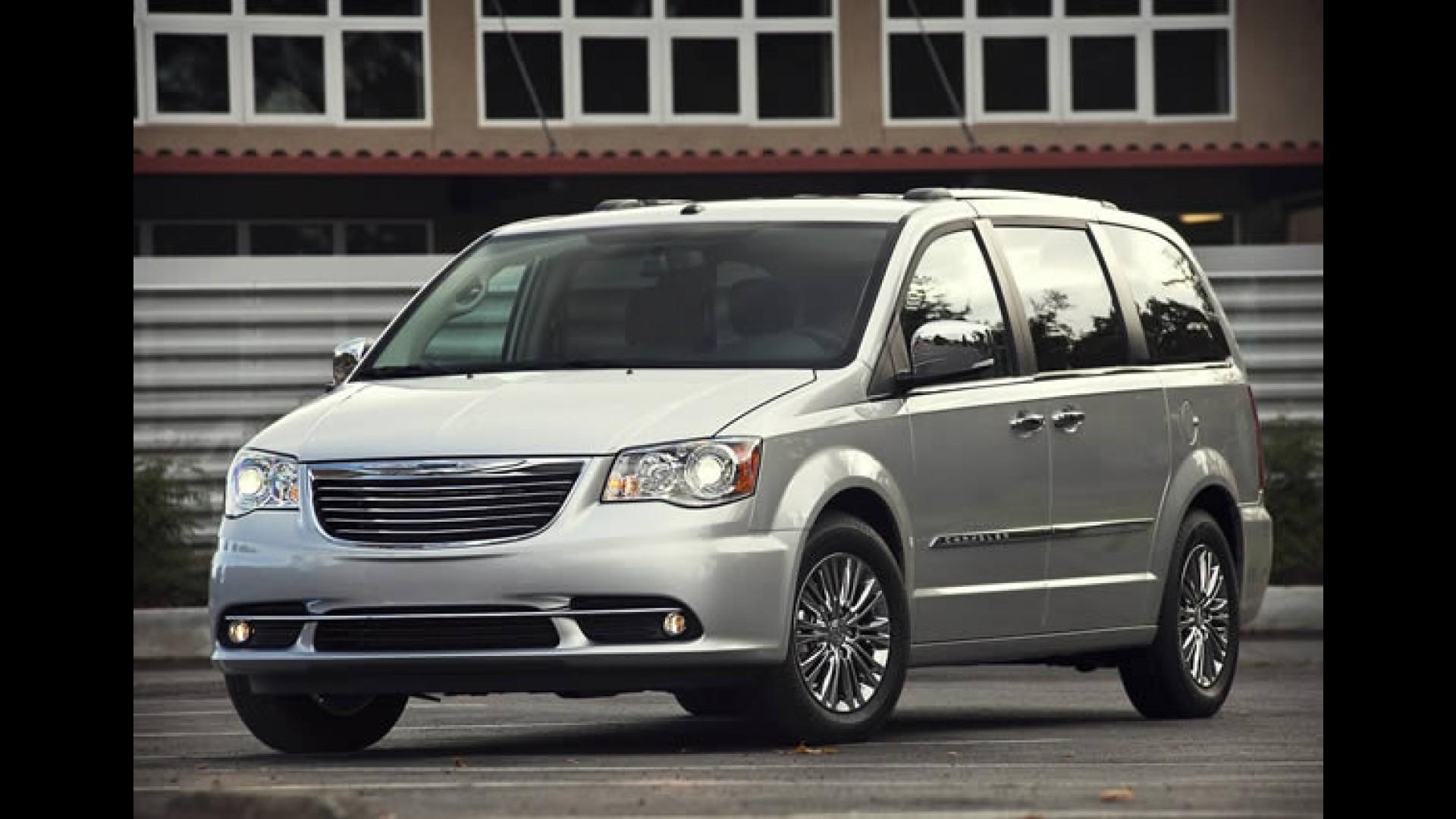 Chrysler Town U0026 Country E Jeep Compass Deverão Sair De Linha Em 2014  Product 2012 05 30 09:00:15