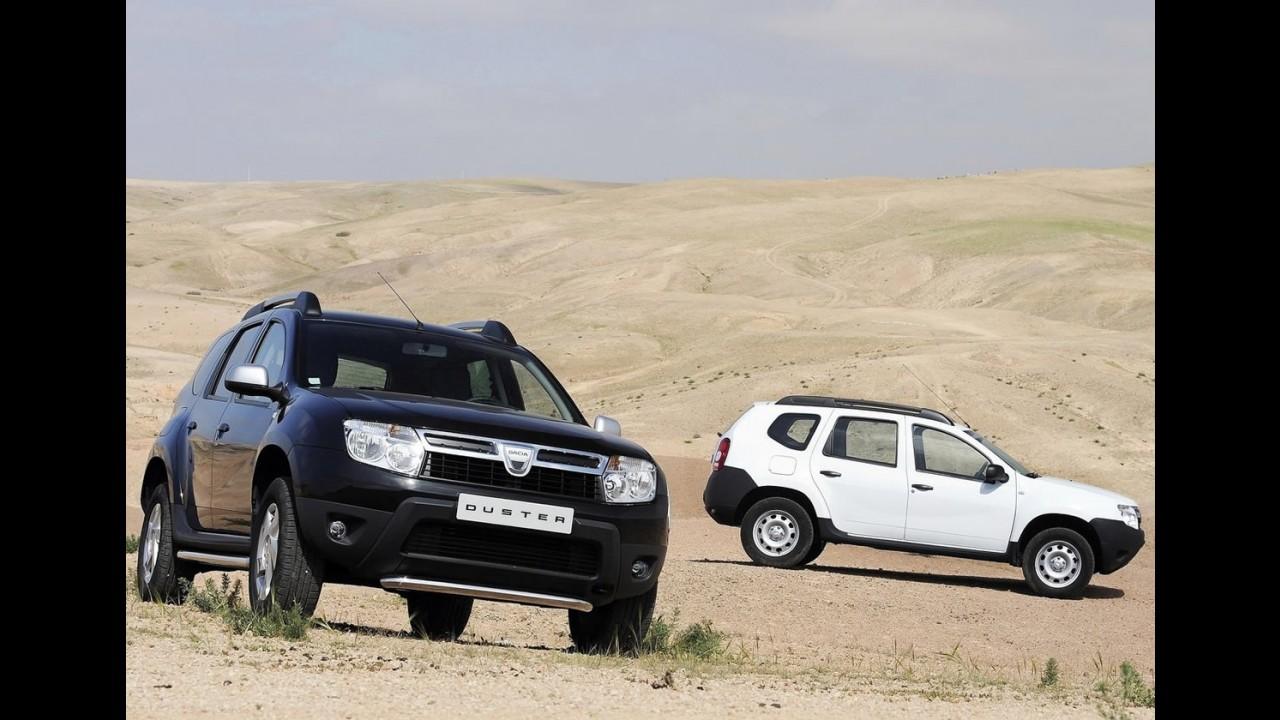 Dacia Duster - Confira todos os detalhes do utilitário que chega para encarar o Ecosport