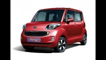 Mais detalhes sobre o novo Kia Ray: modelo estreia na Coréia do Sul com preço inicial equivalente a R$ 20 mil