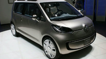 Volkswagen Space Up! Blue Concept