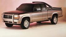 Dodge Dakota Sport V-8 Concept Vehicle. 1989