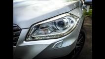 Volta rápida: aposta racional do Suzuki S-Cross esbarra no preço