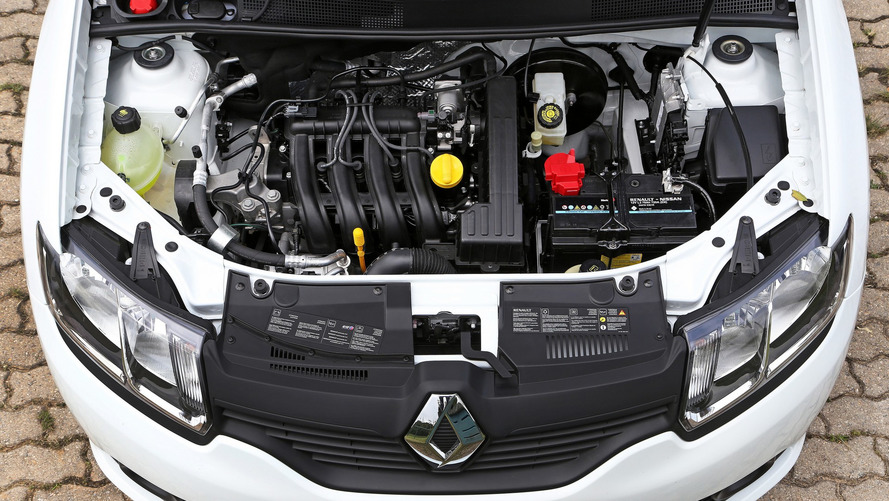 Renault Sandero e Logan SCe 1.6 e 1.0