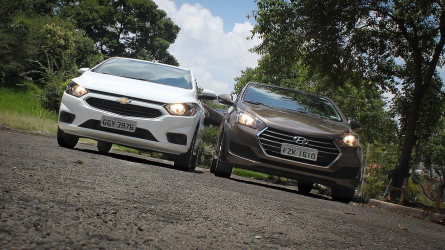 Mercado dezembro - Veja os 30 automóveis e comerciais leves mais vendidos no Brasil