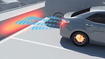 Toyota Akıllı Mesafe Sonar Sensörü
