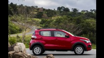 Volta Rápida: Na terra com o Fiat Mobi Way, suspensão é ponto alto