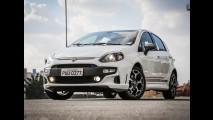 Fiat Punto perde as versões T-Jet e Sporting na linha 2017