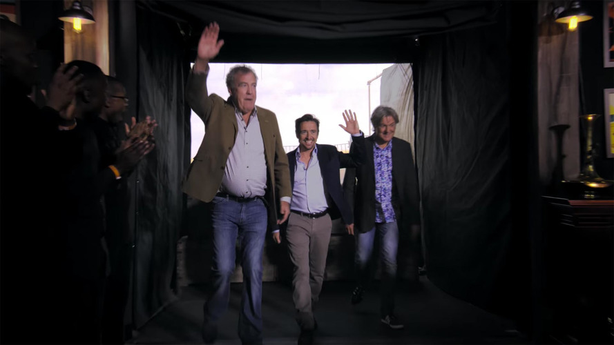 I was on The Grand Tour... possibly