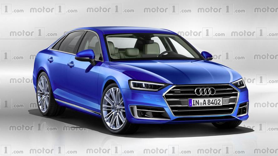 La nouvelle Audi A8 sera présentée le 11 juillet prochain