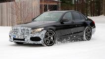 2019 Mercedes-AMG C43 Sedan casus fotoğrafları