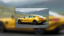 Des rumeurs annoncent que la marque Mercedes devrait proposer un concept 4 portes sur la base de son AMG GT pour concurrencer la Porsche Panamera.