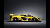 McLaren revela P1 GTR, versão de corrida com 1.000 cv - veja galeria