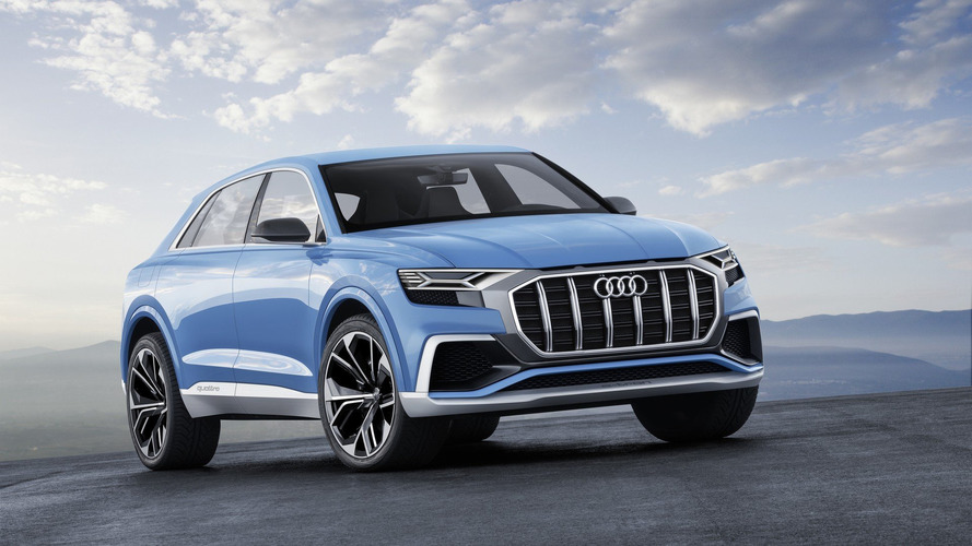 Audi RS Q8 concept heading to Geneva with 600 hp?