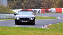 Bentley Continental GTC casus videosu