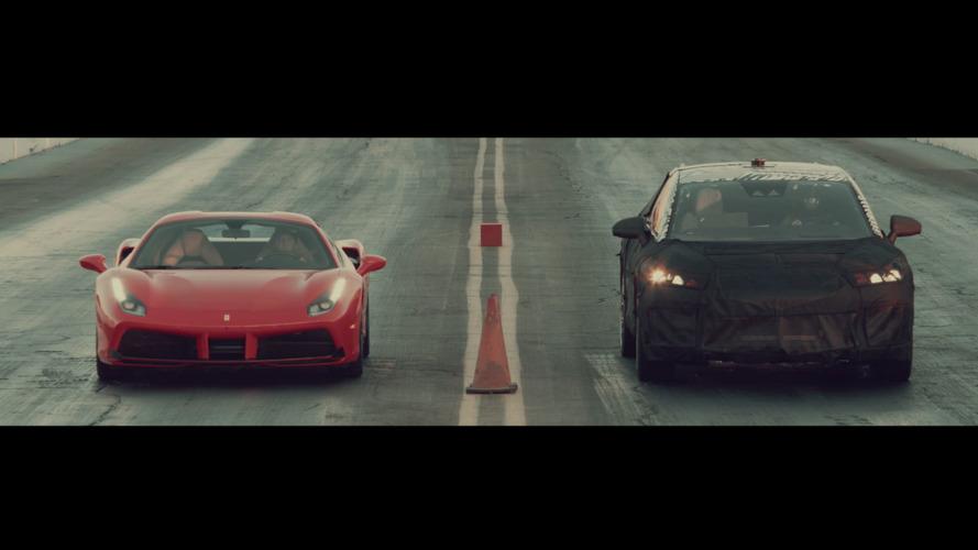 La Faraday Future fait la course avec des Bentley, Ferrari...