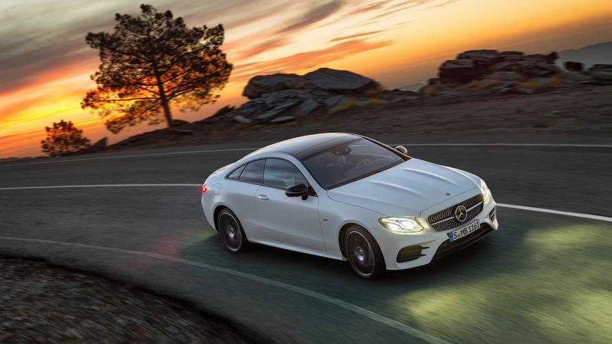 2018 Mercedes E Sınıfı Coupe'nin detaylarına videolardan ulaşabilirsiniz