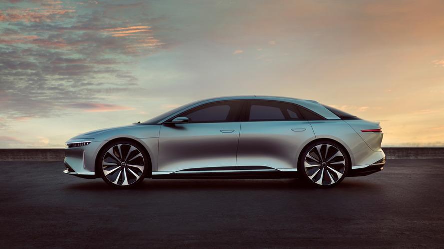 Lucid Motors Air - L'anti-Tesla disponible en précommande