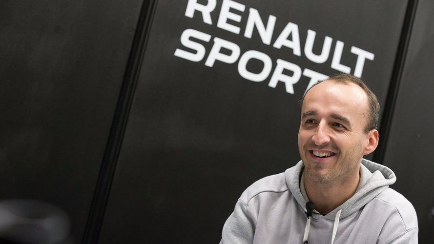 Kubica diz que está pronto para pilotar F1 novamente