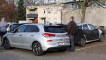 2017 Hyundai i30 CW spy photo