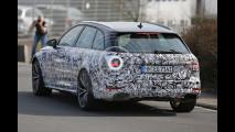Nuova Audi RS 4 Avant, le foto spia