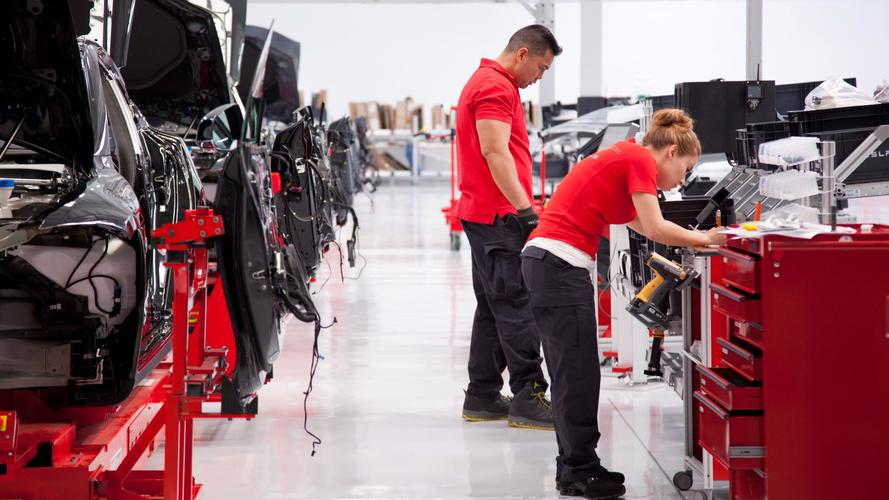 Des centaines d'employés renvoyées après l'évaluation annuelle — Tesla
