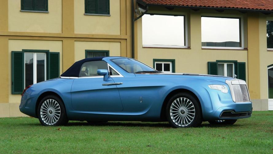 Pininfarina imzalı bu Rolls-Royce Hyperion tam 2 milyon €