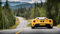 La Ford GT en Norvège