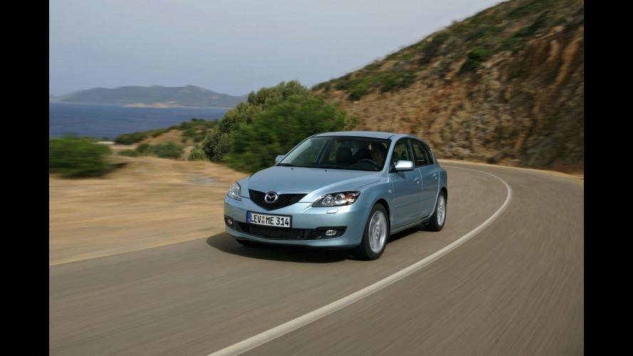 Arriva la Mazda3 diesel da 143 cavalli
