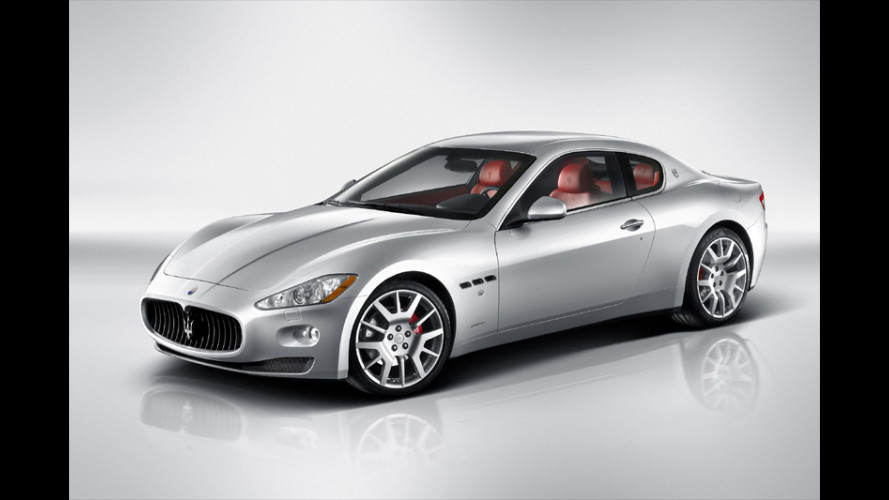 Maserati GranTurismo: eccola!