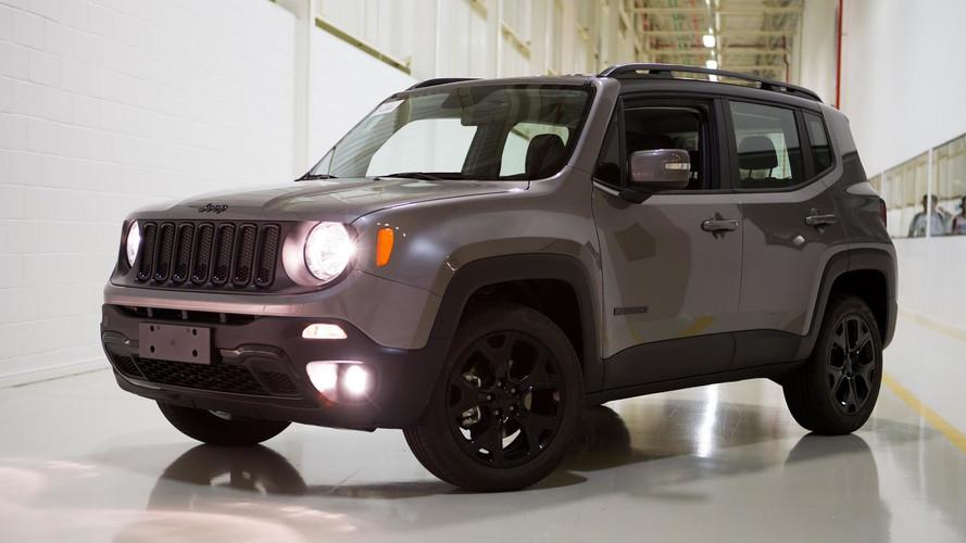 Jeep não descarta fazer Renegade Trackhawk