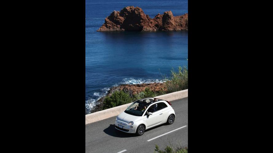 Fiat 500 C: è arrivata la Cabrio