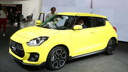 Novo Suzuki Swift Sport destaca motor 1.4 turbo e menos de 1 tonelada