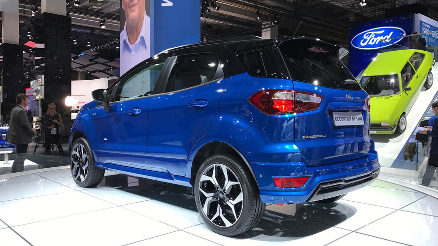 Ford EcoSport ST-Line