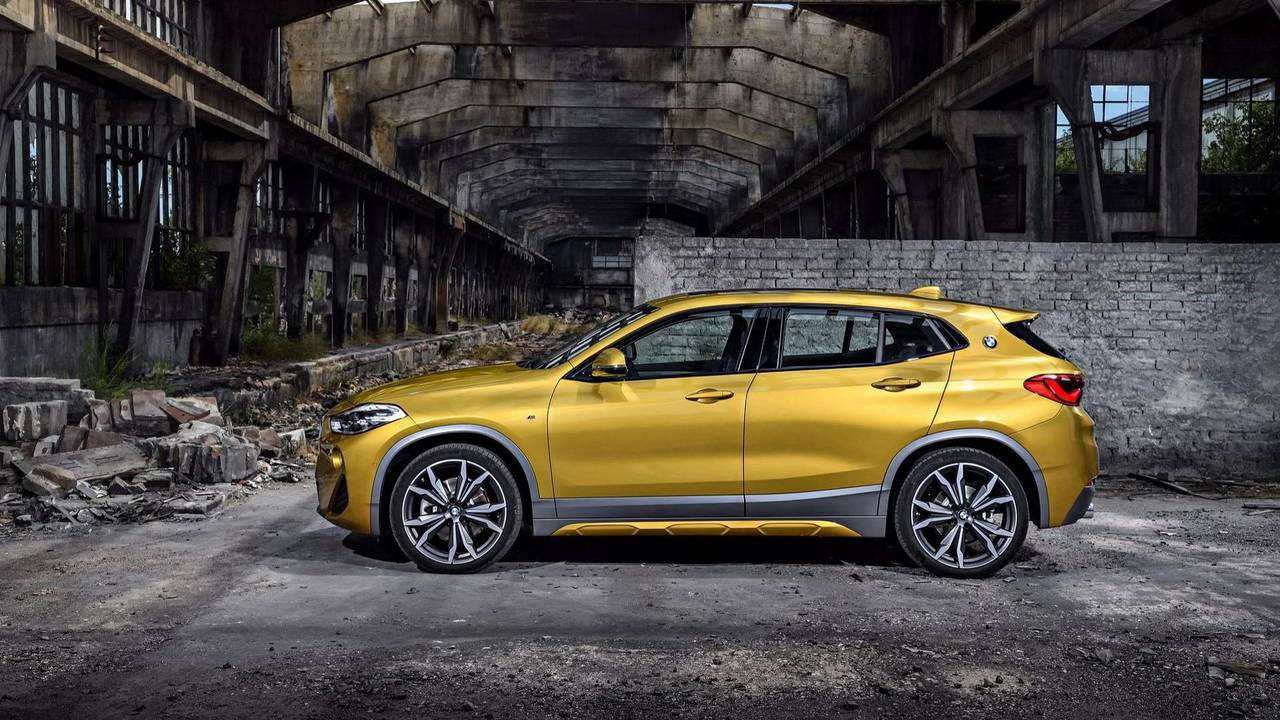 bmw x2 2018 vs bmw x1 en qu se diferencian punto por punto. Black Bedroom Furniture Sets. Home Design Ideas