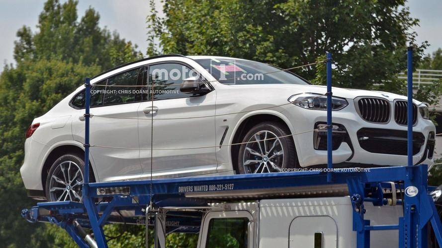 BMW, bu yıl yeni X4'ün geleceğini açıkladı