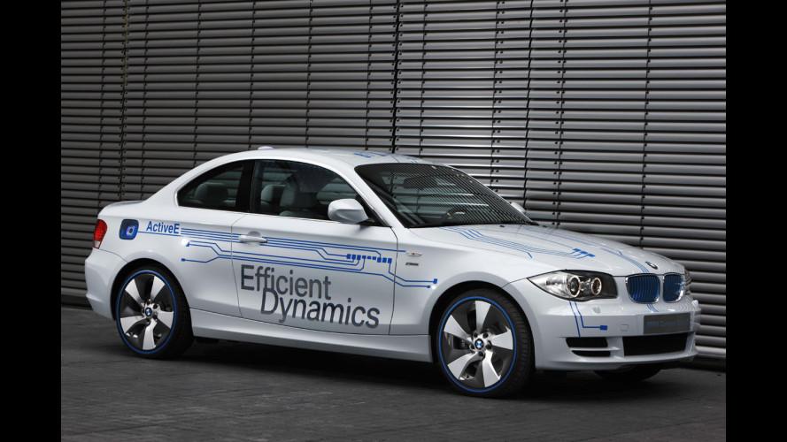 BMW, con l'elettrico si parte dagli USA