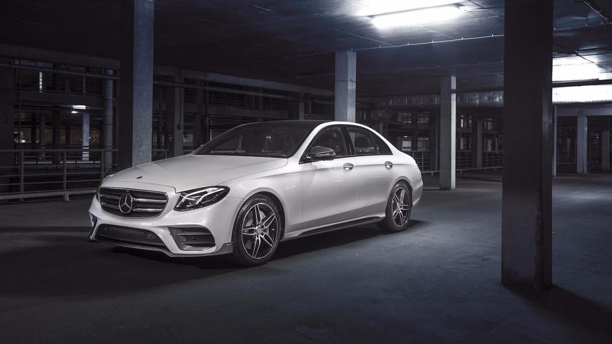 Mercedes E Serisi'ne karbon takviyesi