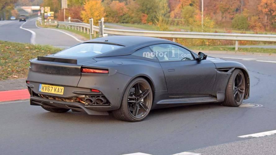Aston Martin boss says new Vanquish will be 'bloody good'