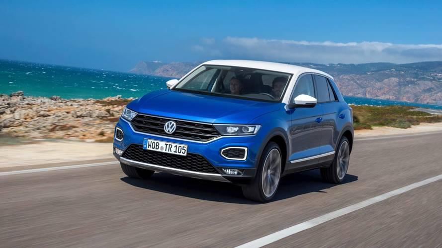 Volkswagen T-Roc 2018: primera prueba de un SUV que viene a por todas