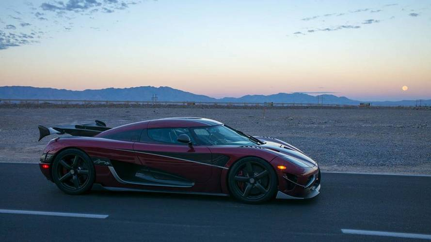 Koenigsegg Confident Agera RS Could Exceed 277.87 MPH