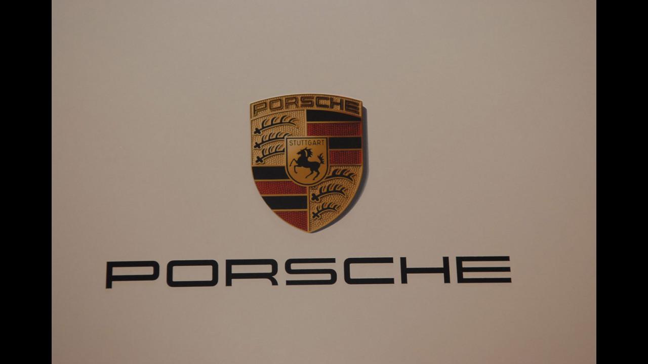 Porsche al Salone di Ginevra 2010