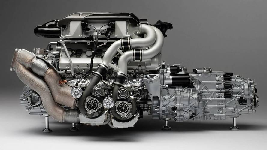 Meet The Bugatti Chiron Engine Some People Can Actually Afford