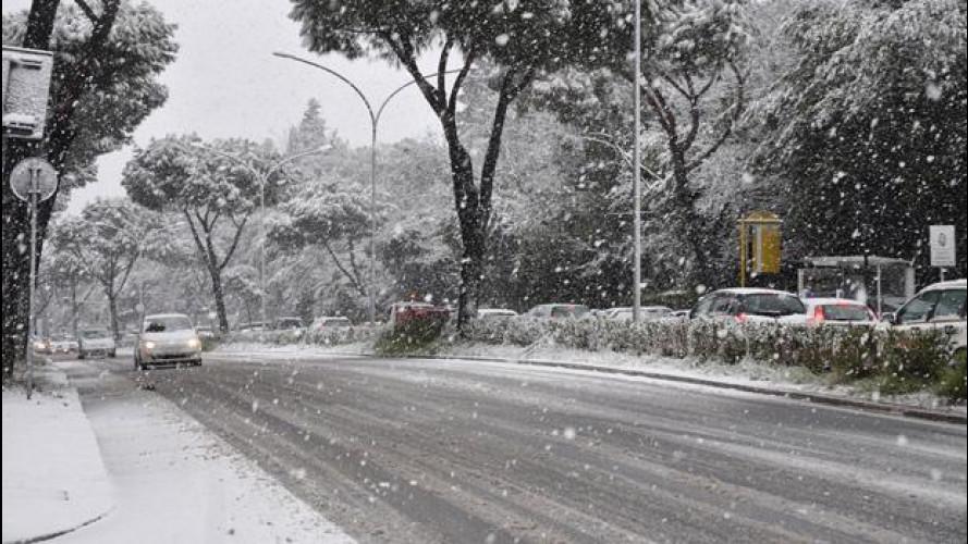 Previsioni meteo: l'inverno 2015 sarà polare anche per gli automoblisti?